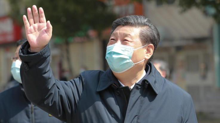 Xi a Mattarella: Sosteniamo lotta dell'Italia contro l'epidemia