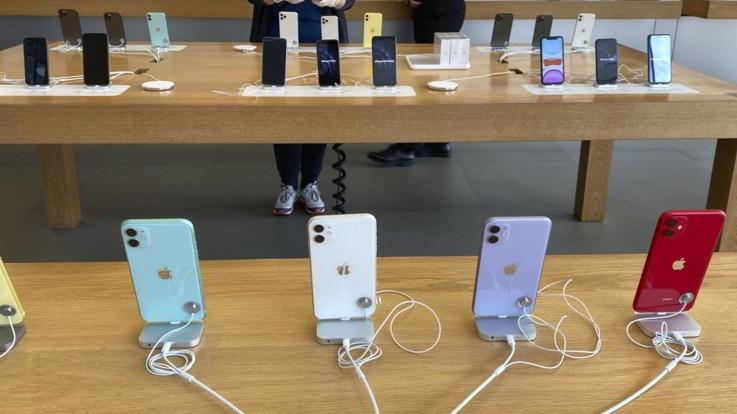 Coronavirus, Apple chiude negozi fuori da Cina fino al 27 marzo