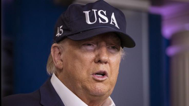USA, tampone negativo per Trump, divieto di viaggio anche verso Gran Bretagna e Irlanda