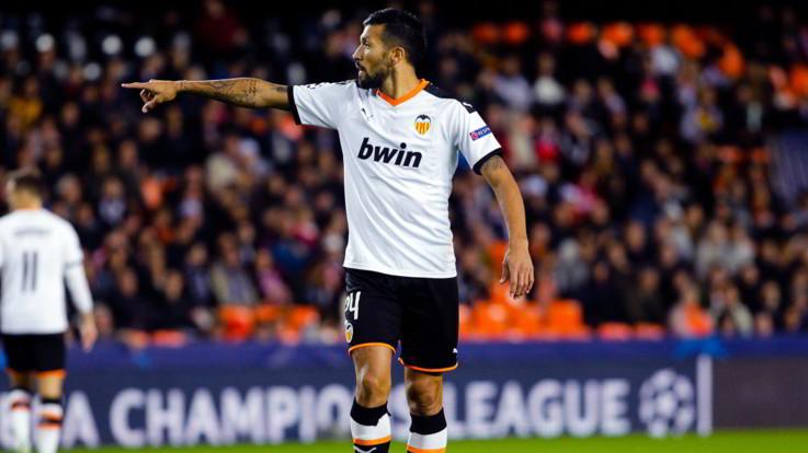 Valencia: 5 giocatori positivi al coronavirus