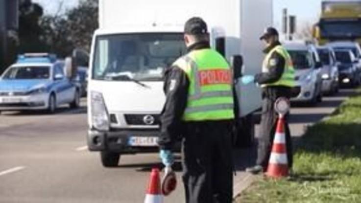 Coronavirus, l'Europa si blinda nei suoi confini