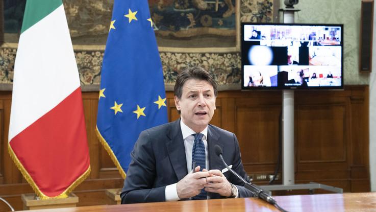 """Coronavirus, Conte: """"Mai come adesso Italia deve essere unita"""""""