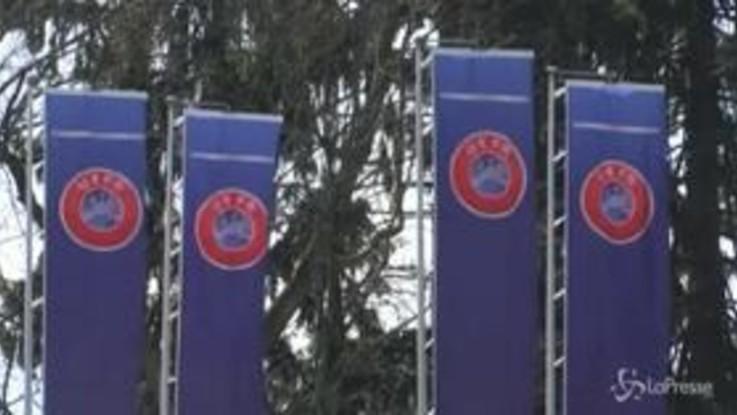 La Uefa rinvia il Campionato Europeo al prossimo anno