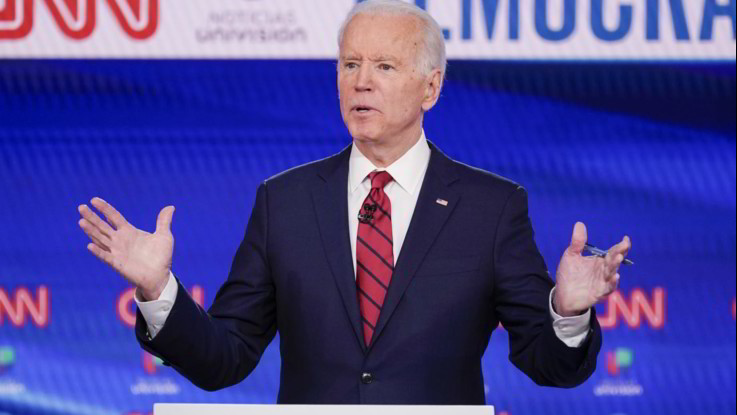 Usa 2020, primarie Dem: Biden vince in Florida, Illinois e Arizona