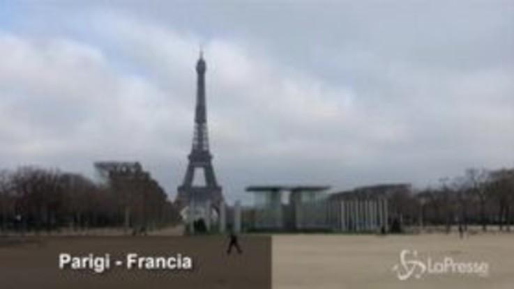 Da Parigi a Sydney, come il mondo affronta il coronavirus