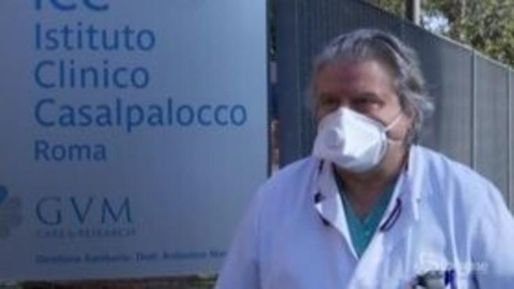 """Coronavirus, direttore sanitario Casalpalocco: """"Ci sentiamo in dovere di fare il possibile per la popolazione"""""""