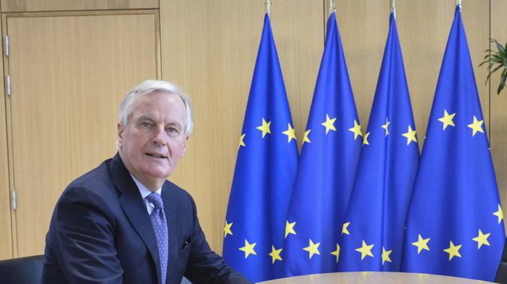 "Coronavirus, Barnier positivo al tampone: ""Ne usciremo insieme"""