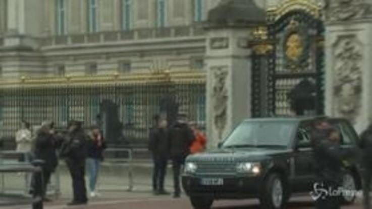 Coronavirus, la regina Elisabetta ha lasciato Buckingham Palace