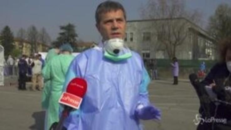 Coronavirus, a Cremona situazione drammatica: 'L'età media si è abbassata'