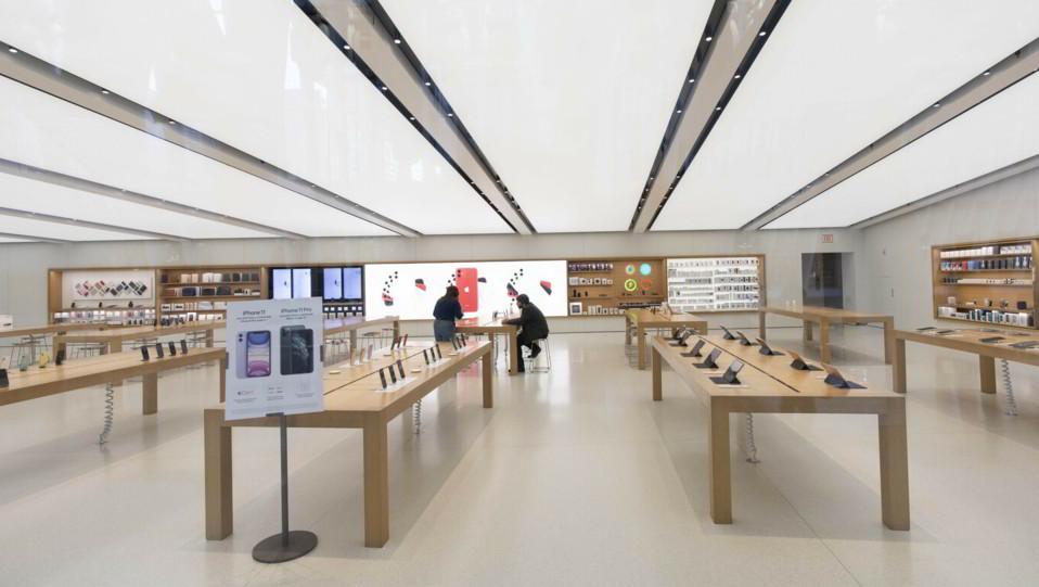 Apple Store, NY ©