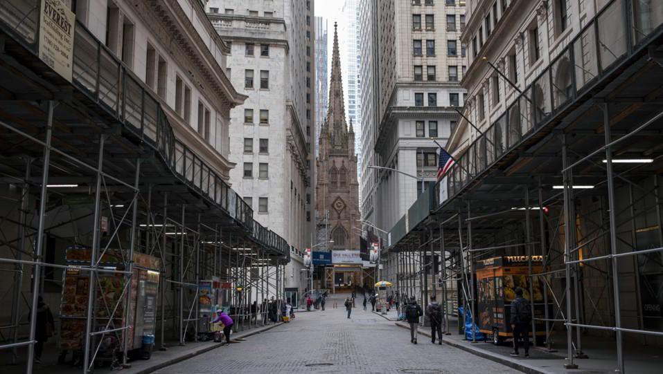 Wall Street, NY ©