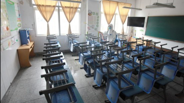 """Coronavirus, Scuola. Ministro Azzolina: """"Anno scolastico salvo ma gli esami saranno veri""""."""