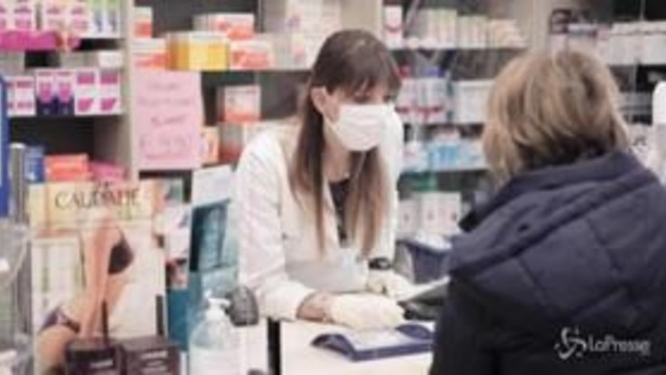 Coronavirus, le farmacie: presidi in prima linea contro il contagio