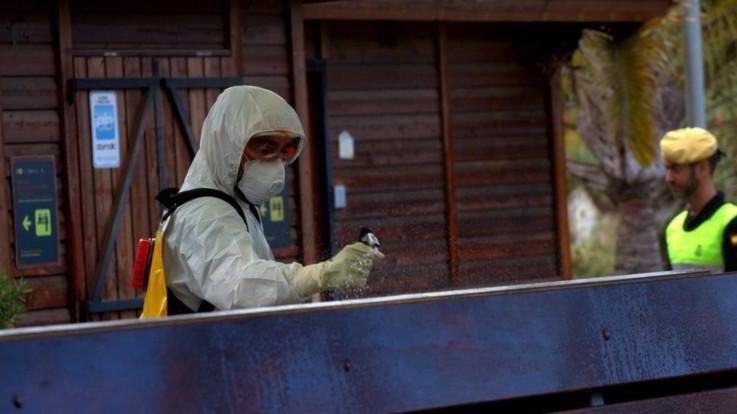 Coronavirus, cresce il contagio in Spagna: 25mila positivi, 1326 morti