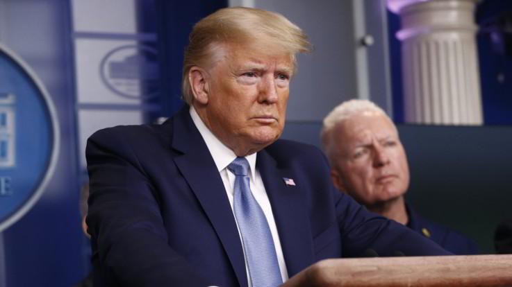 "Coronavirus, oltre 10mila casi a New York. Il Washington Pont: ""Trump fu avvisato ma ignorò allarme"""