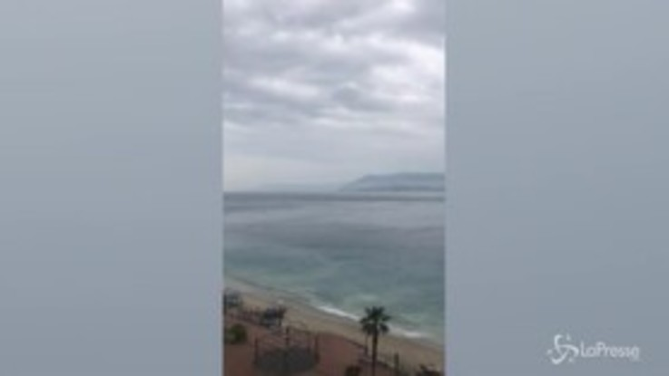 Coronavirus, anche lo Stretto di Messina è deserto
