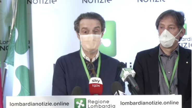 Lombardia vs Governo. Fontana: non voglio la guerra