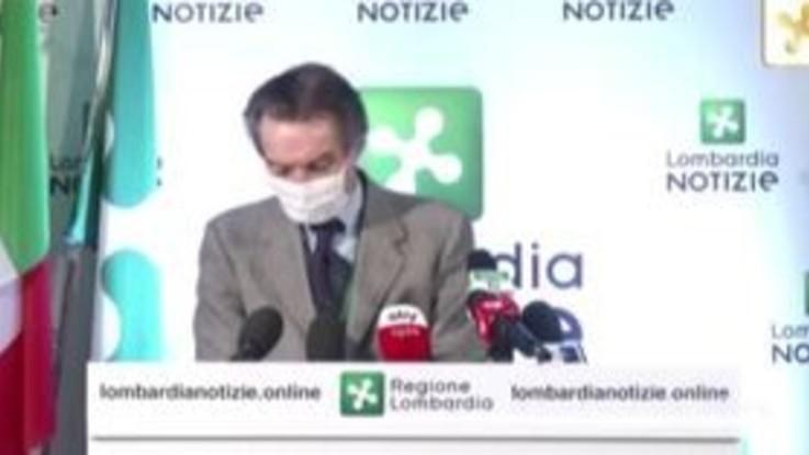 """Coronavirus, Fontana: """"Per tecnici vale nostra ordinanza ma chiesto parere Viminale"""""""