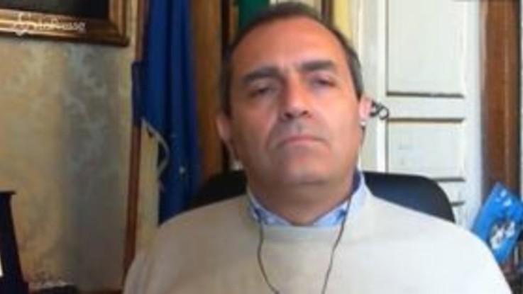 """Coronavirus, De Magistris: """"Napoli vuota mi fa piangere ma sono ottimista, ne usciremo migliori"""""""