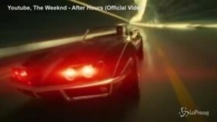 Musica, boom per il nuovo album di The Weekend