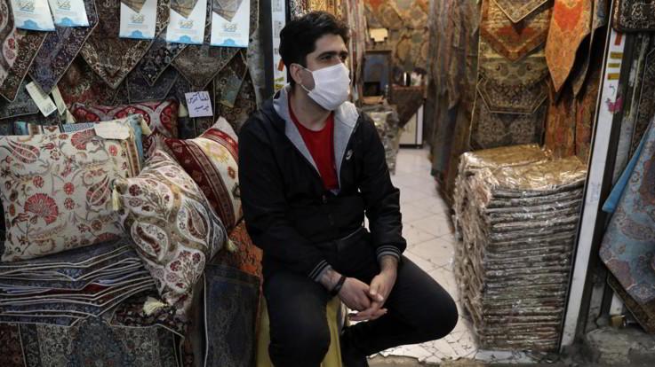 Coronavirus, oltre 12mila morti e 27mila i contagi in Iran