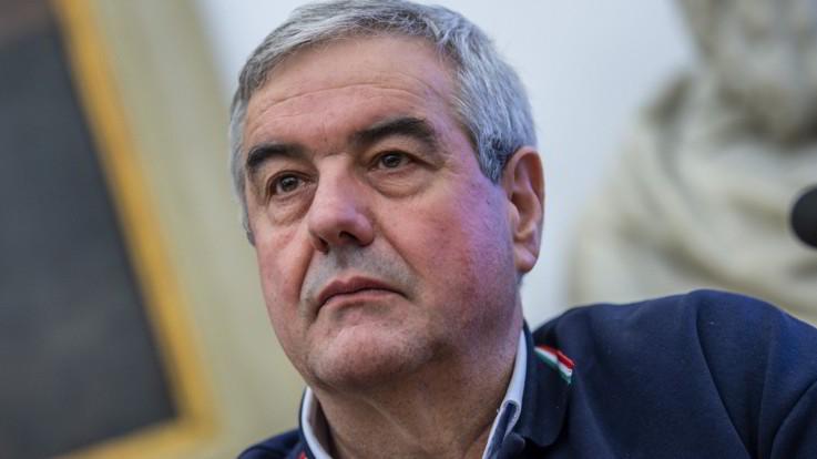 Coronavirus, Angelo Borelli ha la febbre: stop al punto stampa della Protezione Civile