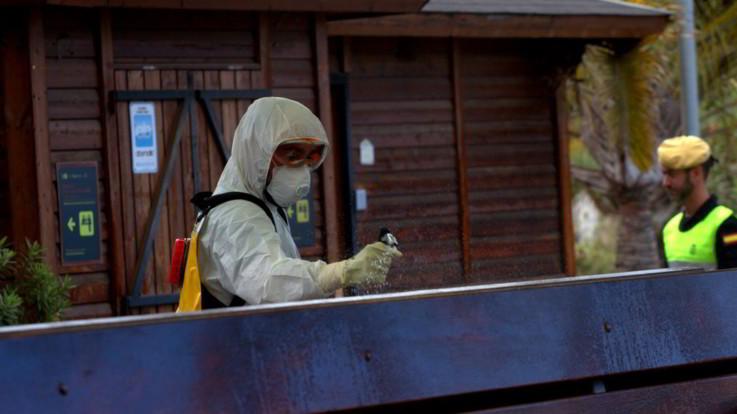 Coronavirus, Spagna in ginocchio:  oltre 4mila morti, numero contagi supera 56mila