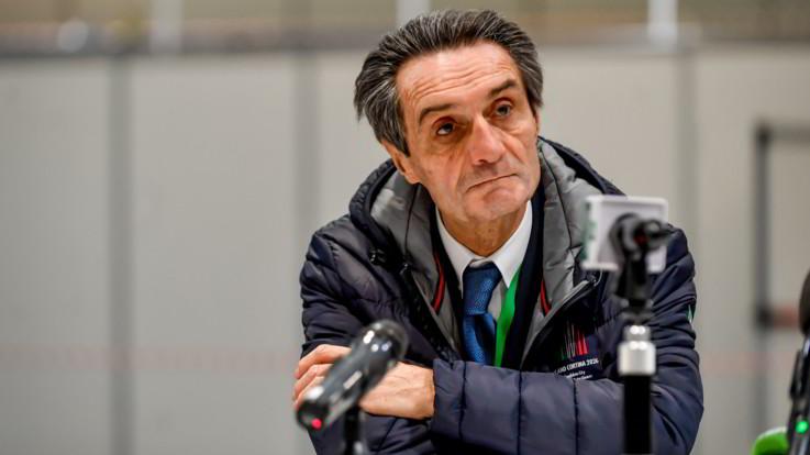 """Coronavirus, aumentano contagi in Lombardia. Fontana: """"Sono preoccupato"""""""