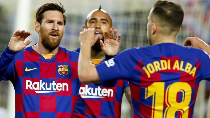 """Coronavirus, Messi: """"Ok a taglio stipendi Barcellona del 70%"""""""