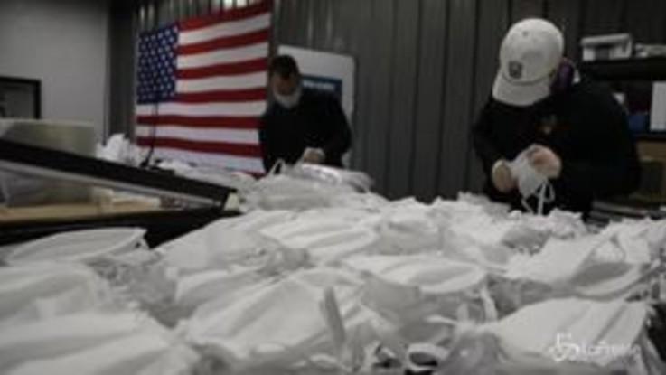 Coronavirus, dagli Usa aiuti all'Italia per 100 milioni