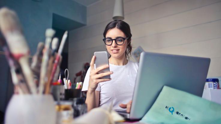 Lavoro a distanza sarà la nuova normalità: ecco i titoli su cui investire