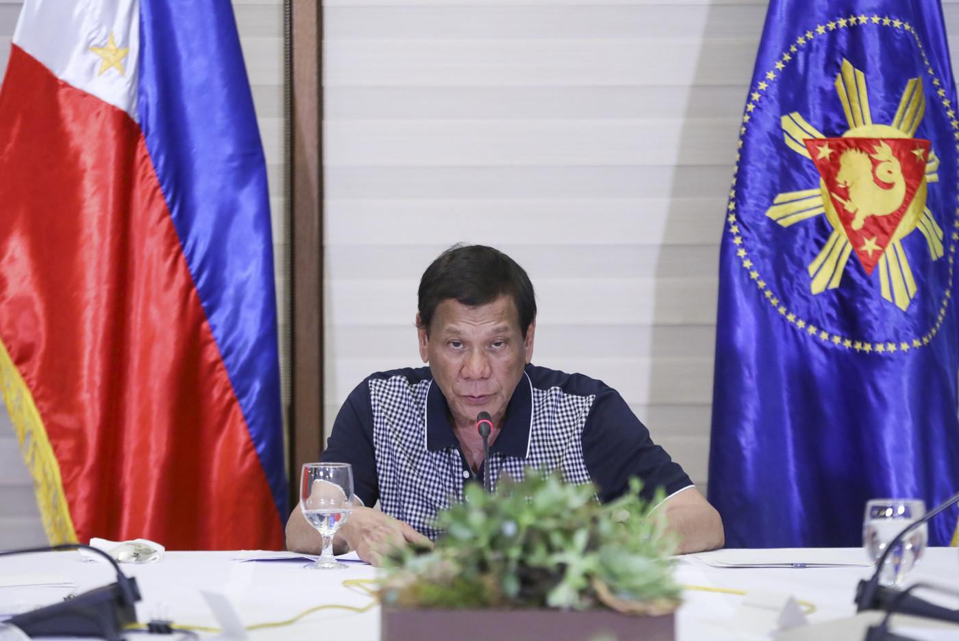 Filippine: il presidente Duterte si ritira dalla vita politica