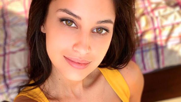 Eleonora Incardona, sexy décolleté in bellavista su Instagram
