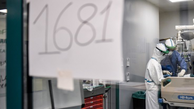 Coronavirus in Lombardia: numeri odierni in linea con gli scorsi giorni