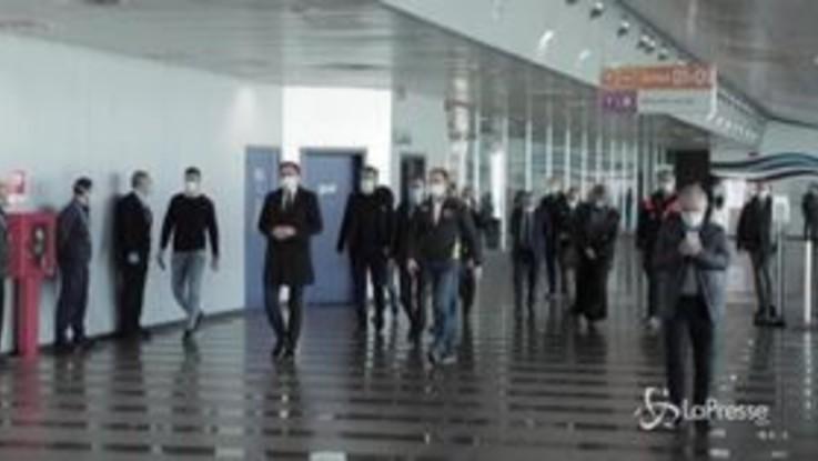 Coronavirus, arrivati in Piemonte i primi 22 medici del Governo a rinforzo degli ospedali del territorio