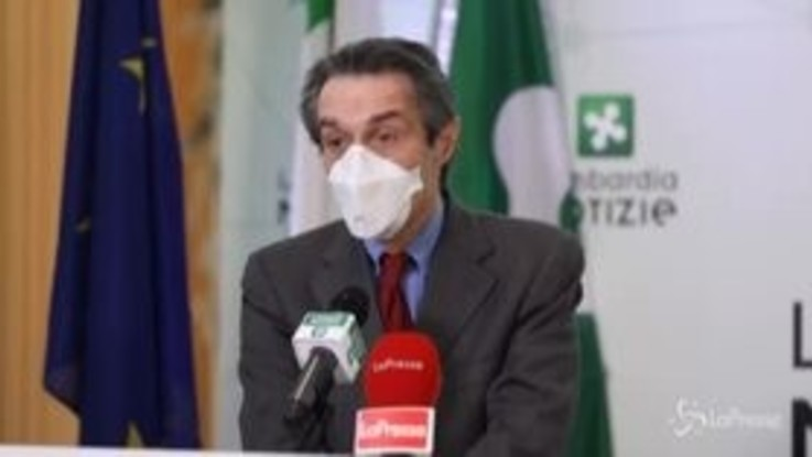 "Coronavirus, Fontana: ""Test sierologico pronto a breve"""