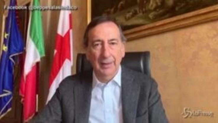 """Coronavirus, Sala: """"Si parla troppo, i protagonisti di questa crisi sempre in tv """""""