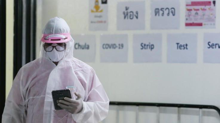 Coronavirus, nel mondo oltre 1,2 milioni di casi: oltre 64mila morti