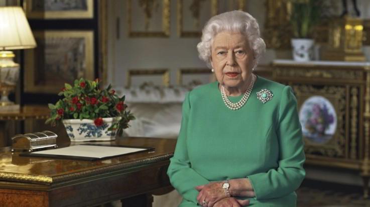 """Coronavirus, il discorso di Elisabetta II: """"Se saremo uniti e risoluti, vinceremo noi"""""""