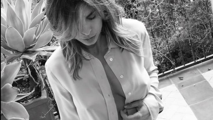 Elisabetta Canalis sexy post che sbaraglia. 'Ti piace vincere facile'