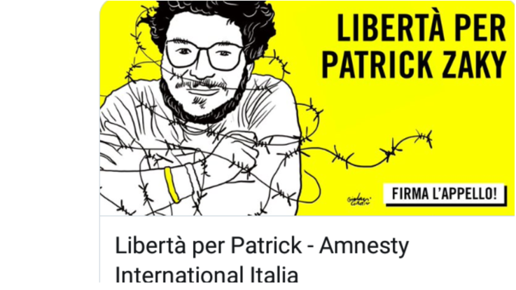 Egitto, nuovamente rinviata l'udienza di scarcerazione di Patrick Zaky