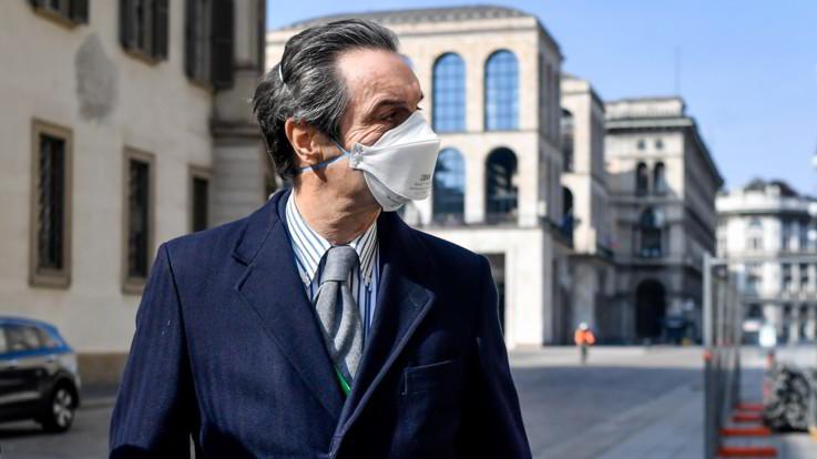 Coronavirus, Conte - Fontana, non si placa lo scontro sulla zona rossa nella Bergamasca