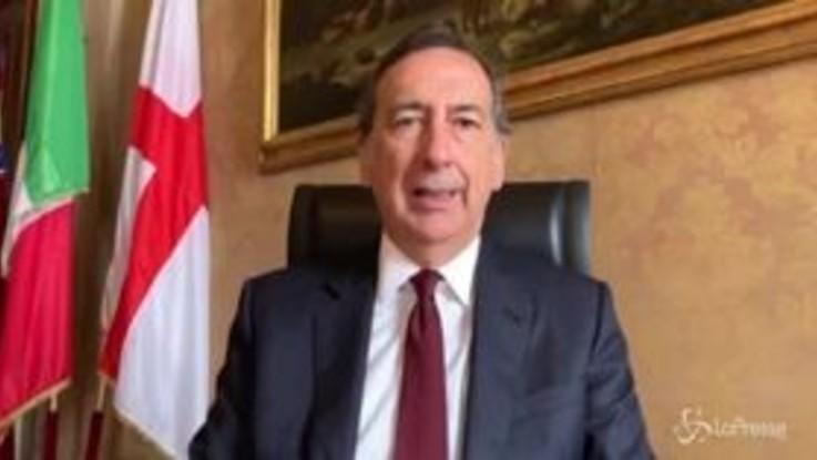 Coronavirus, Sala: Ripartenza Italia non può che avvenire da Milano