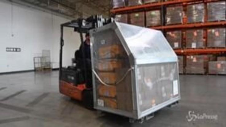 Coronavirus, gli Stati americani di Oregon e Washington spediscono ventilatori a New York