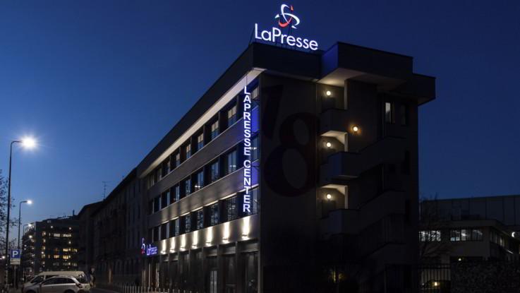 LaPresse si arricchisce di due nuovi siti, per raccontare e raccontarsi. le News, i Video, le Foto, l'Ufficio Stampa, le Produzioni TV e il Management delle star