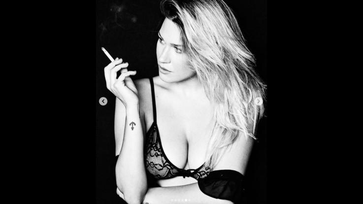 Benedetta Mazza, il bianco e nero non era mai stato così sexy