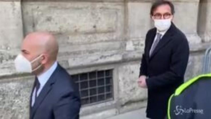 """Milano, Boccia a Palazzo Marino con Sala: """"Mettere in sicurezza Lombardia, poi fase 2"""""""