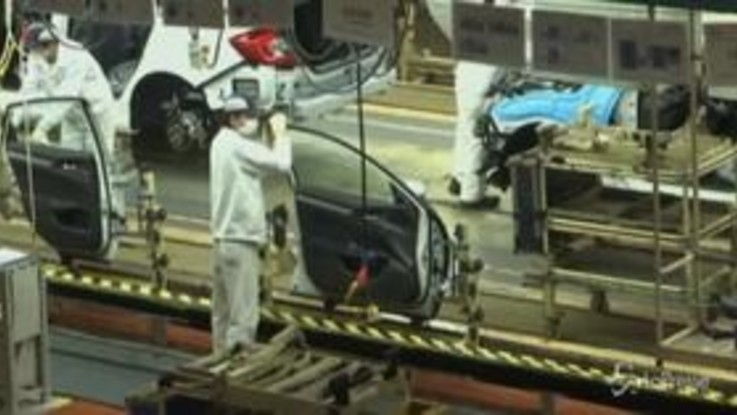 Coronavirus: Wuhan, riparte il lavoro nello stabilimento Honda