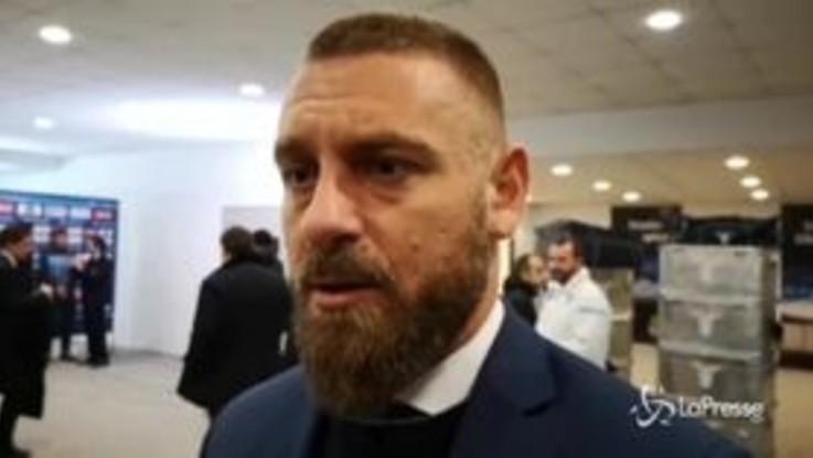 """De Rossi: """"Un giorno vorrei allenare Roma"""""""