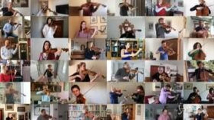 Pasqua, la Filarmonica della Scala lancia un flashmob musicale